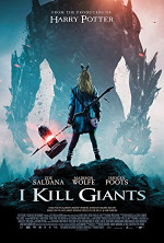Poster filma I Kill Giants (2018)