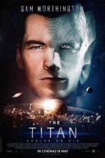 Poster filma The Titan (2018)