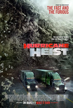 Poster filma The Hurricane Heist (2018)