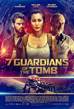 Poster filma Guardians of the Tomb (2018)