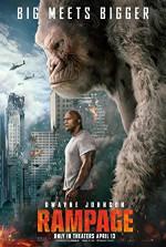 Poster filma Rampage (2018)