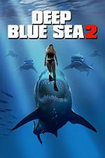 Poster filma Deep Blue Sea 2 (2018)