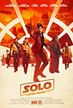 Poster filma Solo: A Star Wars Story (2018)