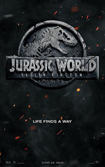 Poster filma Jurassic World: Fallen Kingdom (2018)