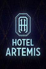 Poster filma Hotel Artemis (2018)