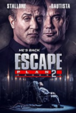 Poster filma Escape Plan 2: Hades (2018)
