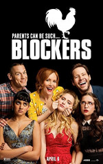 Poster filma Blockers (2018)