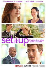 Poster filma Set It Up (2018)
