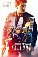 Poster filma Mission: Impossible - Fallout (2018)