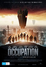 Poster filma Occupation (2018)
