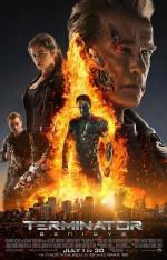 Poster filma Terminator Genisys (2015)