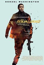Poster filma The Equalizer 2 (2018)