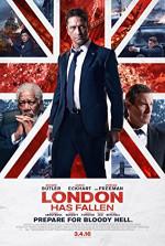 Poster filma London Has Fallen (2016)
