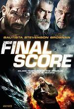 Poster filma Final Score (2018)