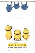 Poster filma Minions (2015)