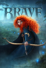 Poster filma Brave (2012)