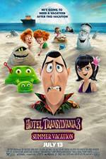 Poster filma Hotel Transylvania 3 (2018)