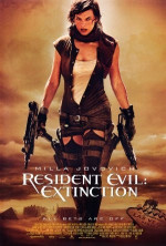 Poster filma Resident Evil: Extinction (2007)