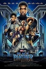 Poster filma Black Panther (2018)