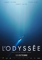 Poster filma The Odyssey (2016)