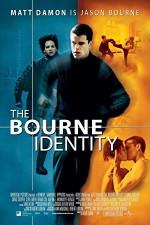 Poster filma The Bourne Identity (2002)
